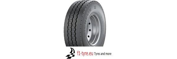 Tieflader Reifen 17.5 Zoll