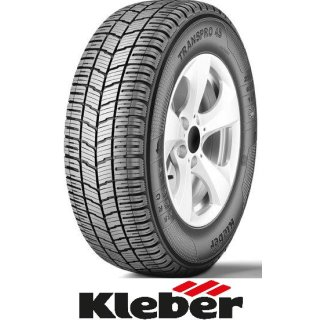 195/75 R16C 107R Kleber Transpro 4S