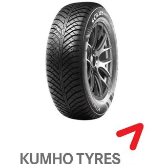 205/60 R15 91H Kumho Solus 4S HA31