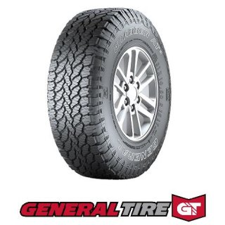 General Tire Grabber AT3 XL FR 205/80 R16 104T