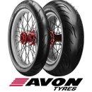 Avon Cobra Chrome Front AV91 130/60 B21 63V